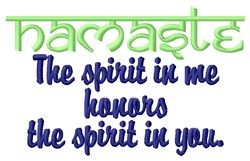 Spirit Honor embroidery design