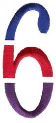 Triple Deck 6 embroidery design
