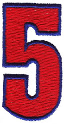 Fill Er Up 5 embroidery design