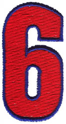 Fill Er Up 6 embroidery design