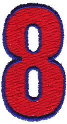Fill Er Up 8 embroidery design