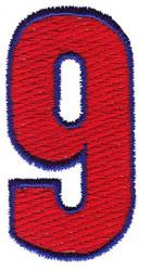 Fill Er Up 9 embroidery design