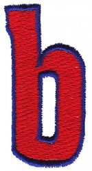 Fill Er Up b embroidery design