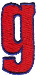 Fill Er Up g embroidery design