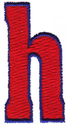 Fill Er Up h embroidery design