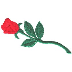 Small Rose embroidery design