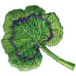 Geranium Leaf embroidery design