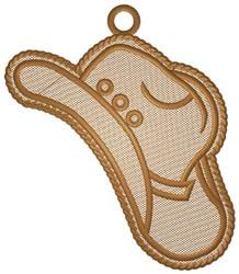 Hat Ornament embroidery design