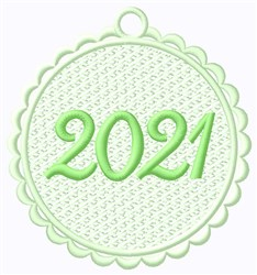 FSL 2021 Tag embroidery design