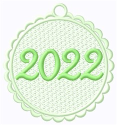 FSL 2022 Tag embroidery design