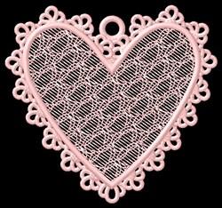 FSL Lacy Ornament embroidery design
