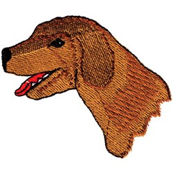 German Shorthaired Pointer embroidery design