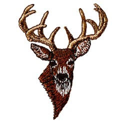 Deer Head Embroidery Designs Machine Embroidery Designs
