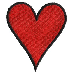 Red Heart embroidery design