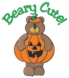 Beary Cute! embroidery design