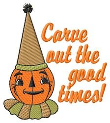 Halloween Pumpkin Adventure embroidery design