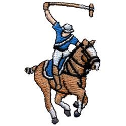 Polo Horse   embroidery design