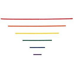 Six Line Triangle embroidery design