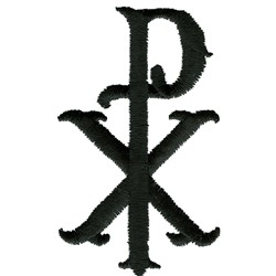 Christ Symbol PX embroidery design