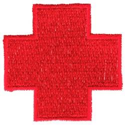 Lifegaurd Cross embroidery design