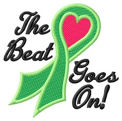 Heart Transplant embroidery design