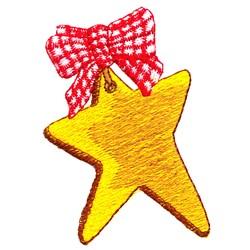 Star Ornament embroidery design