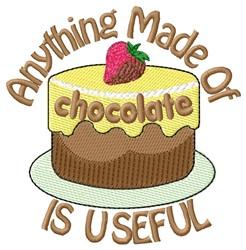 Chocolate Useful embroidery design