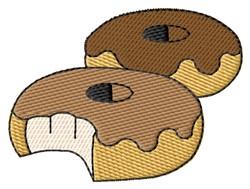 Doughnuts embroidery design
