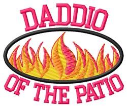 Daddio Of Patio embroidery design