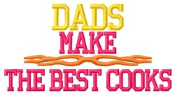 Best Cooks embroidery design
