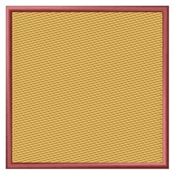 Filled Square embroidery design