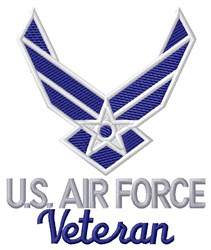 Free Air Force Embroidery Designs