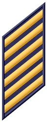 Six Stripes embroidery design