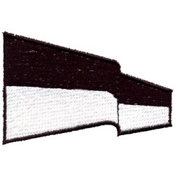 International Pennant 6 embroidery design