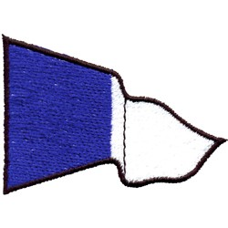 Second Repeater embroidery design