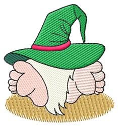 Gnome Feet embroidery design