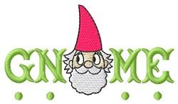 Gnome Head embroidery design