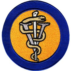 Veterinarian Logo embroidery design
