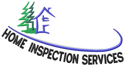 Home Inspection Logo embroidery design
