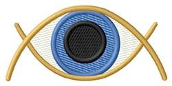Eye Ball embroidery design