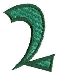 Oriental 2 embroidery design