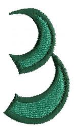 Oriental 3 embroidery design