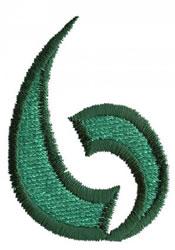 Oriental 6 embroidery design