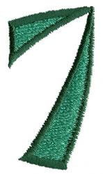Oriental 7 embroidery design