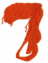Paint 7 embroidery design