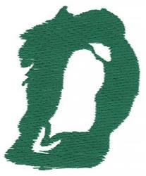 Paint D embroidery design