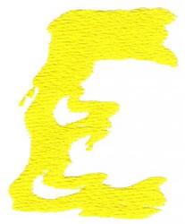 Paint E embroidery design