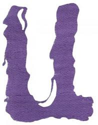 Paint U embroidery design
