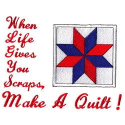 Lifes Scraps   embroidery design