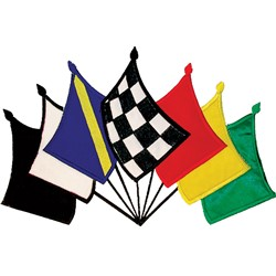 Racing Flags Applique embroidery design